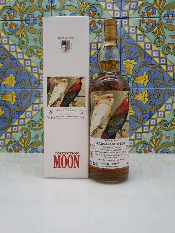 Rum Jamaica Worthy Park 2007-2020 Moon Import vol 45% cl 70
