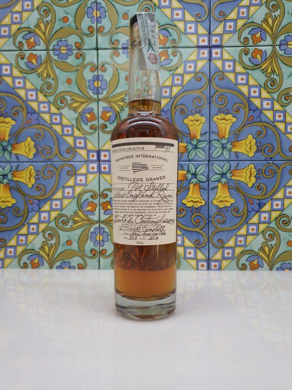 Rum Privateer Distiller's Drawer Spirito di Contemplazione vol 55.7% cl 70