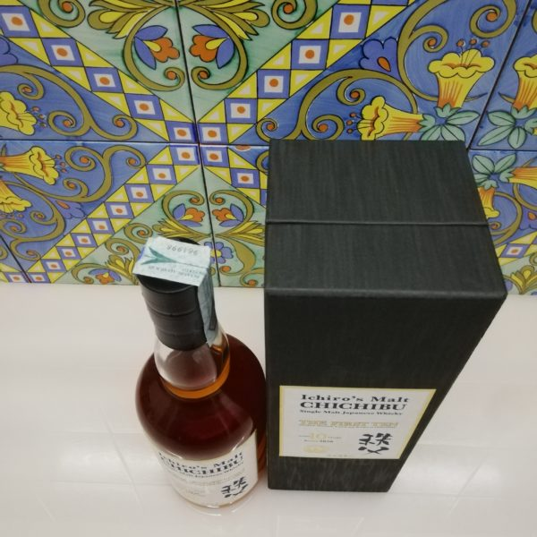 Whisky Chichibu Ichiro's Single Malt The First Ten 2020 vol 50.5% cl 70