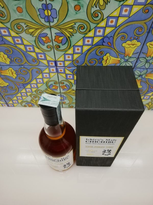 Whisky Chichibu Ichiro's The First Ten Single Malt  2020 vol 50.5% cl 70