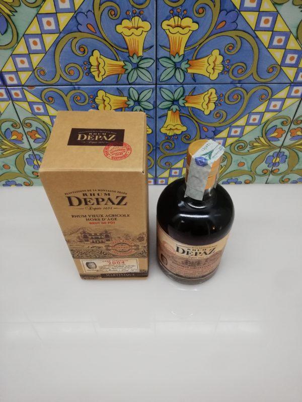 Rum Rhum Depaz 2004 Single Cask #3371 vol 58% cl 70
