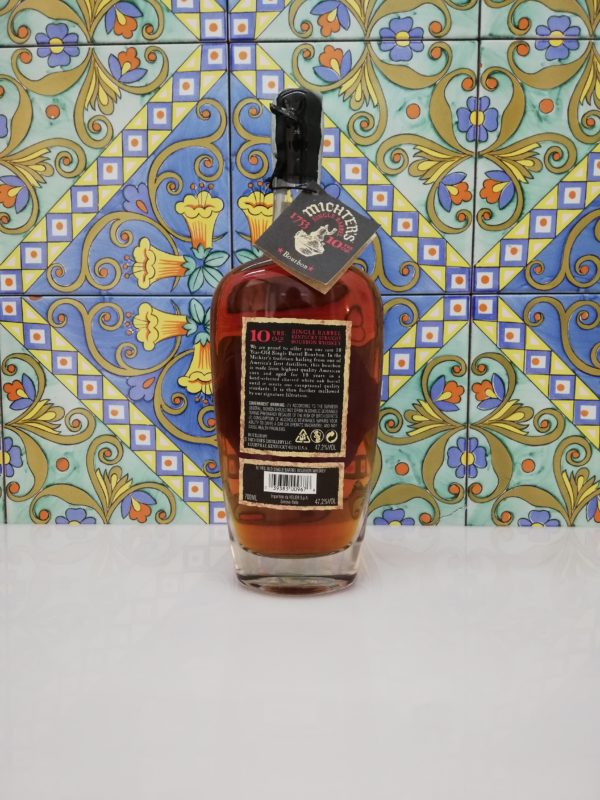 Whisky Michter's 10 Y.o. Straight Bourbon 2017 Vol 47,2% Cl 70