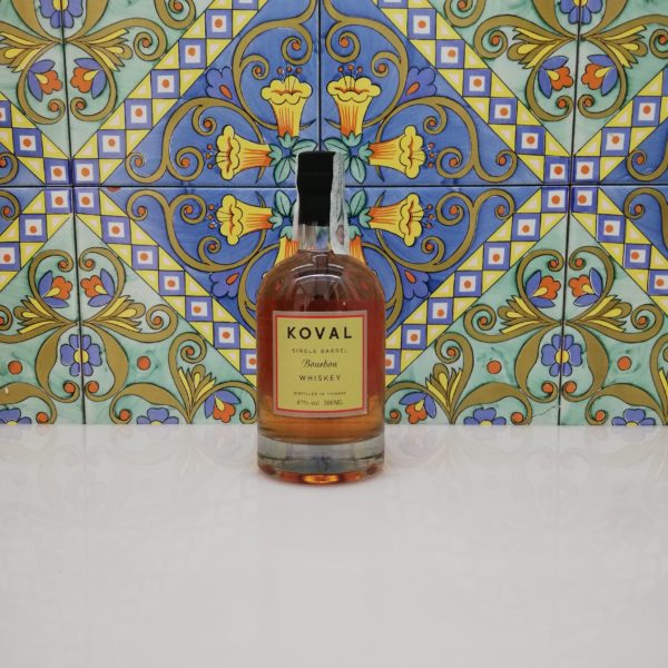 Whiskey Koval Bourbon Single Barrel Vol 47% Cl 50