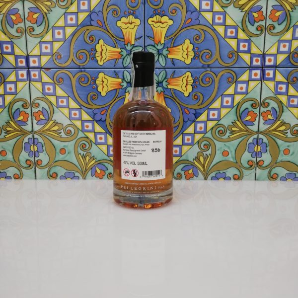 Whiskey Koval Four Grain Single Barrel Vol 47% Cl 50