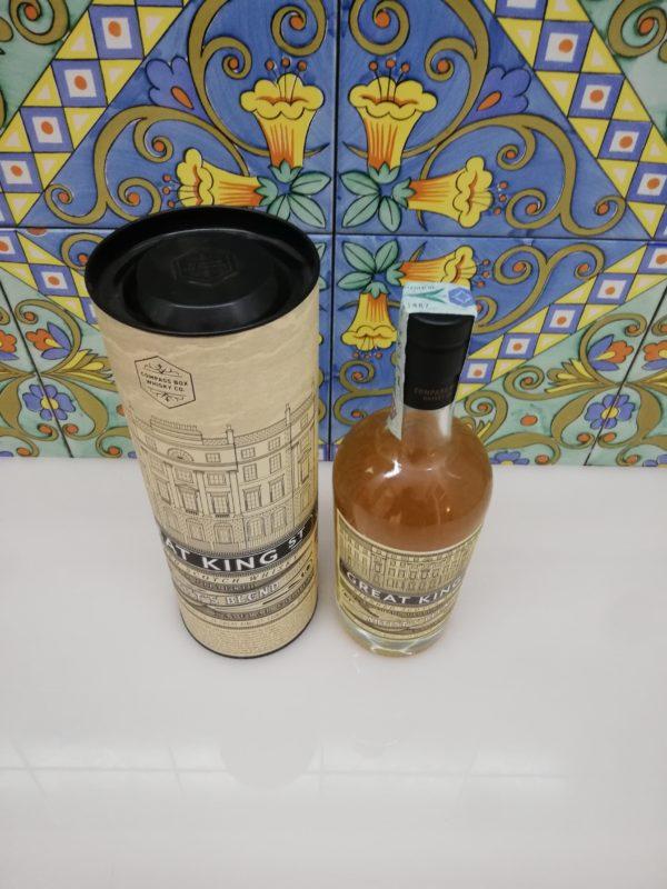 Whisky Great King Scotch Whisky Artist's Blend Vol 43% Cl 50