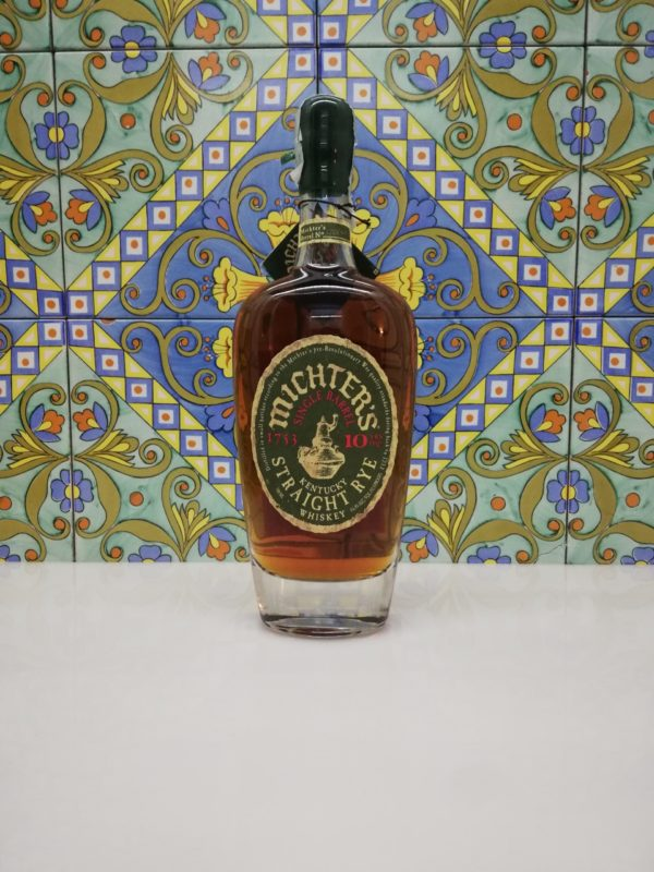 Whisky Michter's 10 y.o. Straight Rye 2020 vol 46.4% cl 70