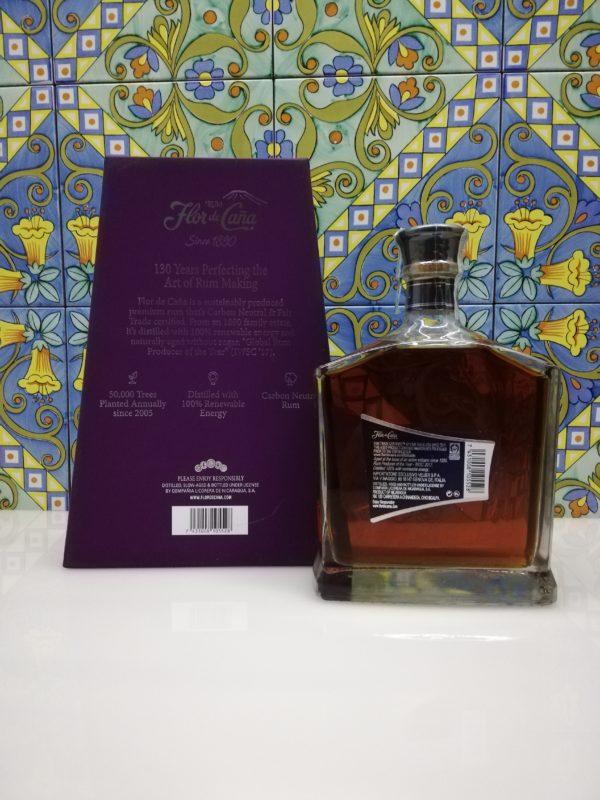 Rum Flor de Cana 130th Anniversary Limited Edition vol 45 % cl 70