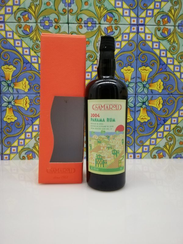 Rum Panama 2004 Samaroli Single Cask cl 70 vol 45%