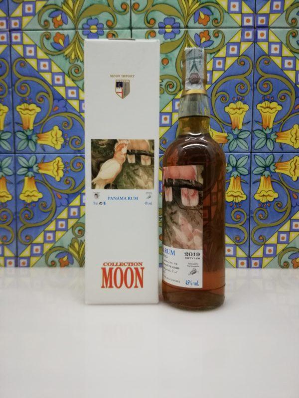 Rum Panama 2004 Moon import  15 y.o. cl 70 vol 45%