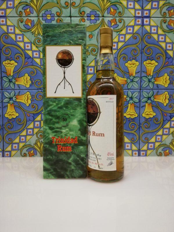 Rum Trinidad 2000 Moon Import 17 y.o. cl 70 vol 45%
