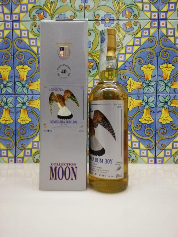 Rum Demerara Enmore 1990 Moon Import 30 y.o. vol 45% cl 70