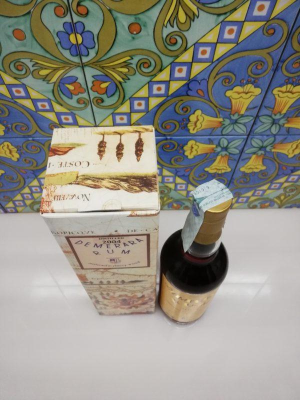 Rum Demerara 2004 Sherry Wood Moon Import vol 45% cl 70