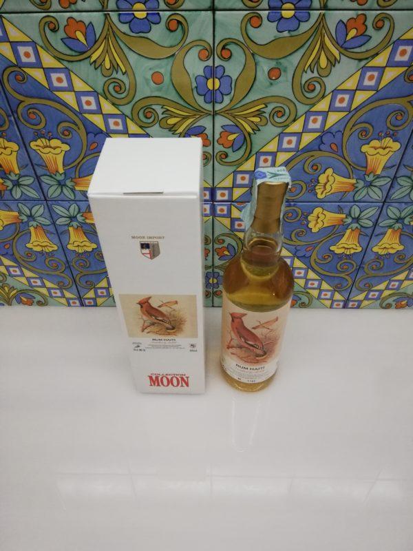Rum Haiti 2004 Moon Import 8 y.o. cl 70 vol 46%