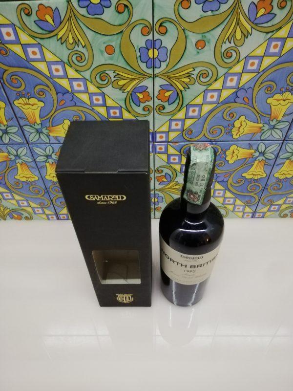 Whisky Samaroli North British 1992 Single Cask Vol 45% cl 70