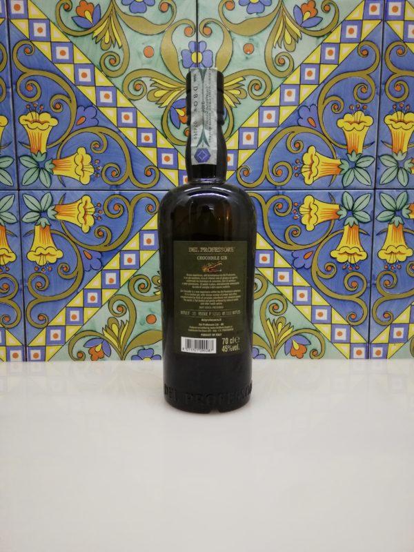 Gin Del Professore Authentic Crocodile Release n° 1/2020 Vol 45% cl 70