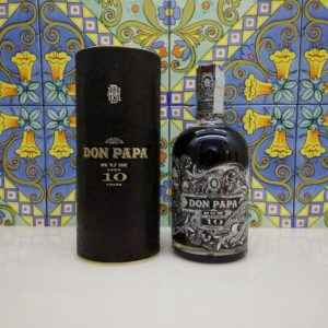 Rum Don Papa 10 Years Old Vol 43% cl 70