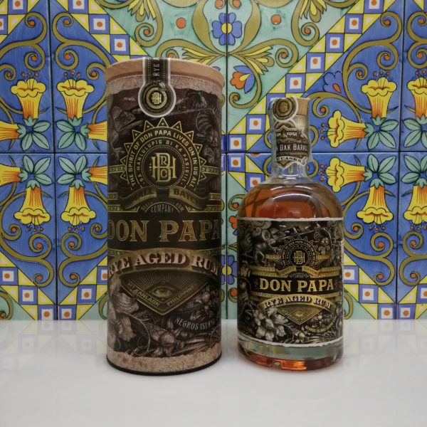 Rum Don Papa Rye Aged Limited Edition Vol 45% cl 70
