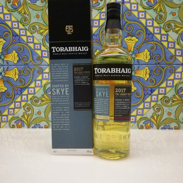 Whisky Torabhaig 2017 The Inaugural Release vol 46% cl 70