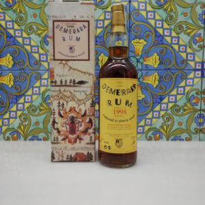 Rum Demerara 1998 Moon Import Distlled By Uitvlugt Distillery vol 46% cl 70