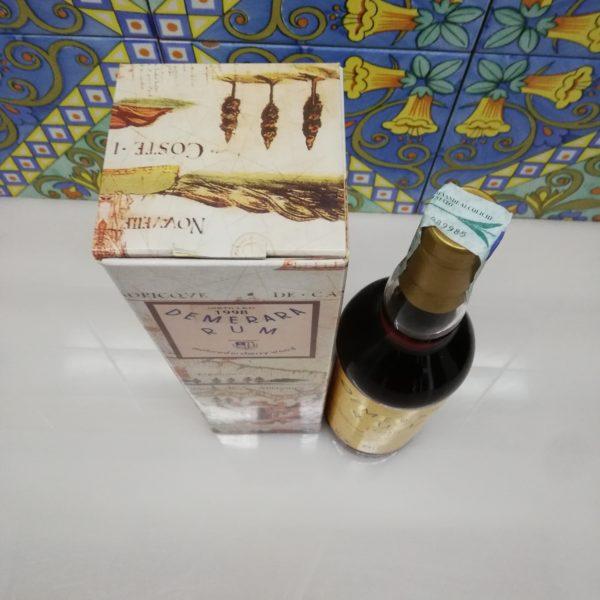 Rum Demerara 1998 Moon Import Distlled By Uitvlugt Distillery vol 46% cl 70