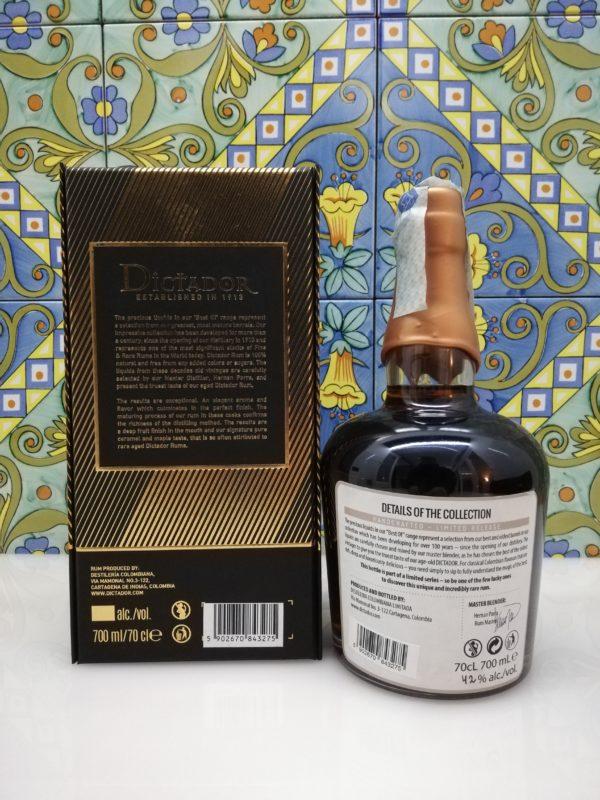Rum Dictador Best Of 1978 Extremo 40 y.o. vol 42% cl 70