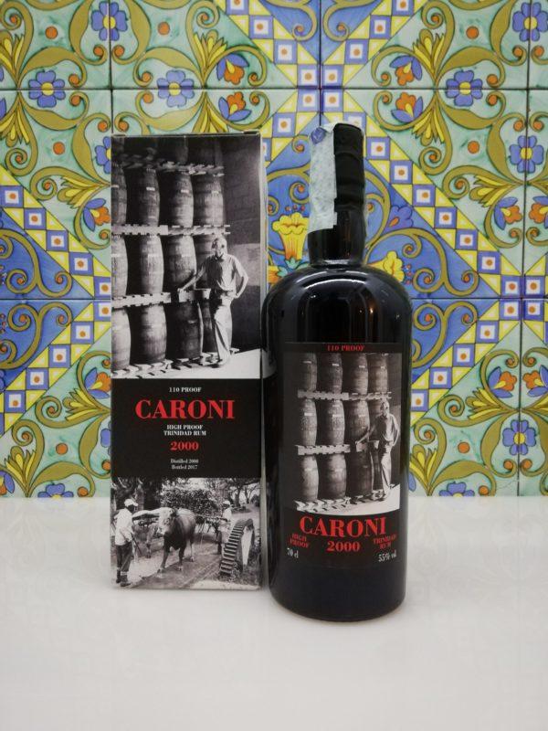 Rum Caroni 2000 17 Y.o. 110 Proof Velier Vol.55% Cl. 70