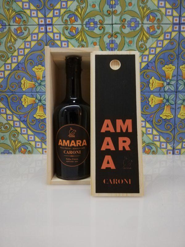 Amara Caroni Full Proof Single Cask vol 30% cl 50