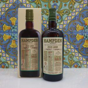 Rum Hampden Estate Lrok 2010 vol 47 % cl 70