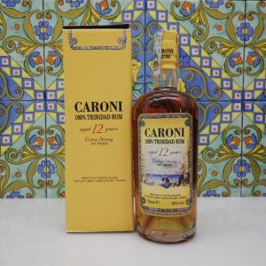 Rum Caroni 12 y.o. Extra Strong vol 50% cl 70