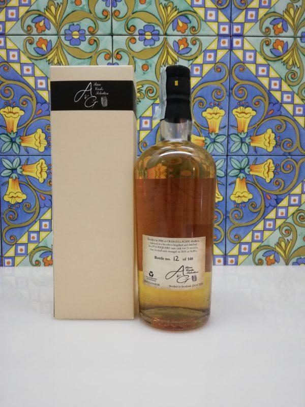 Whisky Craigellachie 14 y.o. Foursquare Cask vol 56.8% cl 70