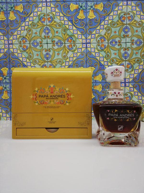 Rum Ron Brugal Papà Andrés Edition 2015 cl 70 vol 40%