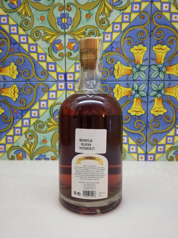Rum Bielle Agricole Marie-Galante 60° Anniversary LMDW cl 70 vol 56%