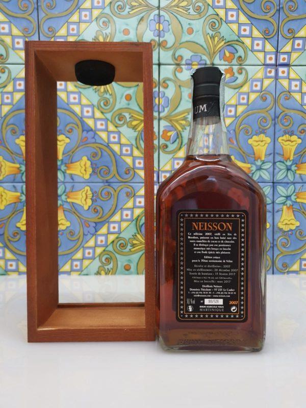 Rum Neisson 2007 Vol.58.1% cl.70, 70° Velier
