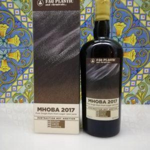 Rum FAQ Plastic Mhoba 2017 cl 70 vol 64.3%