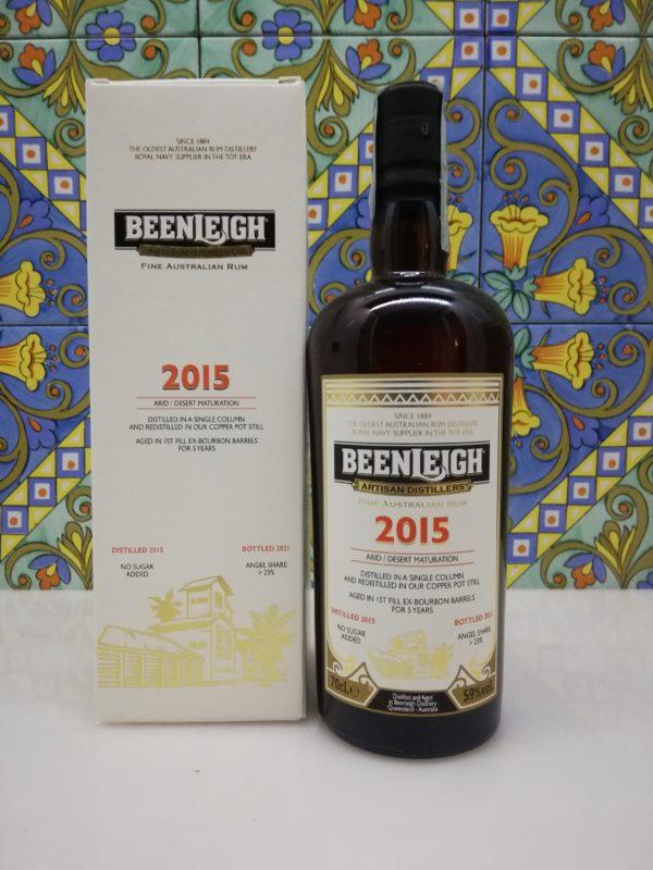 Rum Beenleigh 2015 cl 70 vol 59%